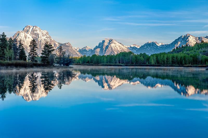 Oxbow Bend, Snake River, Grand Teton National Park, Wyoming