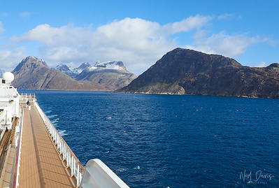 Prince Christian Sound, Arctic (South Greenland)