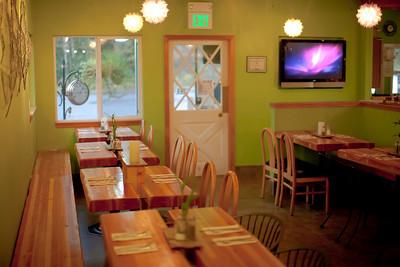 Il Caffe Rifugio main dining area