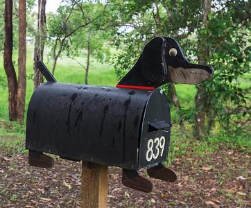 LB 138  Binnie Letterbox