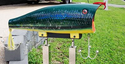 LB 140 Fish Letterbox