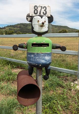 LB 73 Teddy Bear Mail