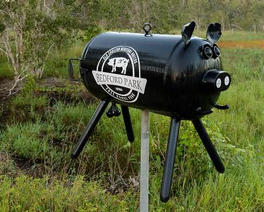 LB 151 Bacon Letterbox