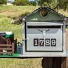 LB 77  Farm House letterbox