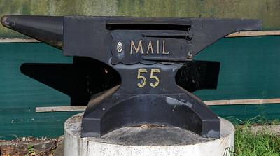 LB 93 Anvil Letterbox