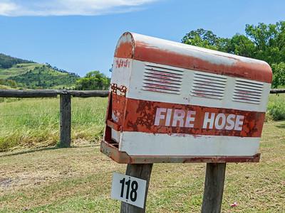 LB 75 Fire Hose