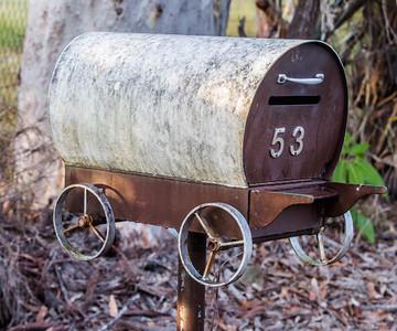 LB 34 The Wagon