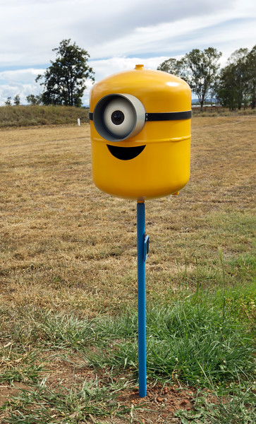 LB 128 Smiley Minion