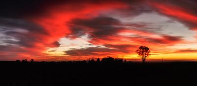 C 97 Sunset for Paul