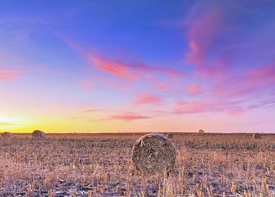 C 82 John Finnan's Sunset