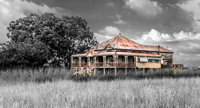 C 65 The Old Homestead