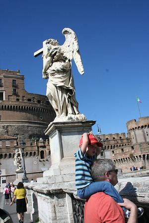 Roma w/ Rich & Chet PT 2