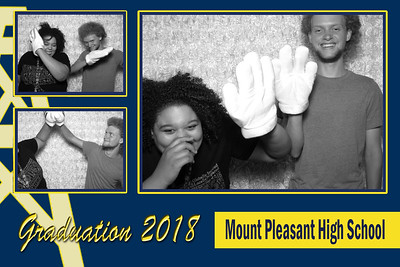 Brian, Alex, Thomas, & Mike's Grad Party