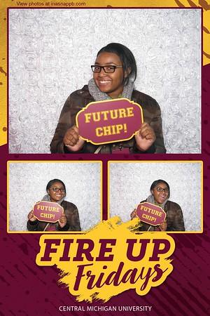 CMU Fire Up Fridays 2-23