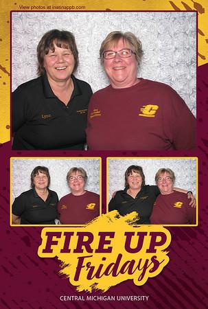 CMU Fire Up Fridays 3.23.18