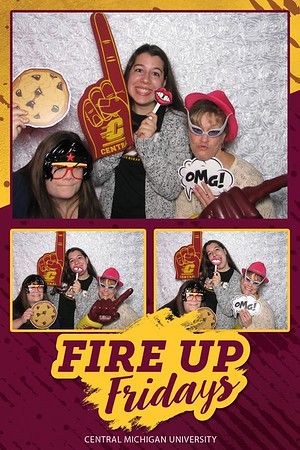 CMU Fire Up Fridays