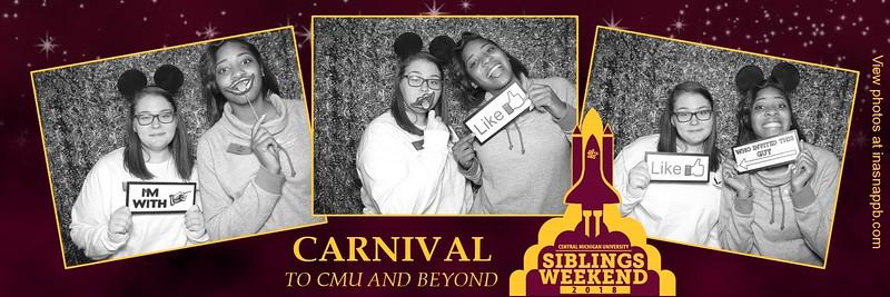 CMU Sibs Weekend Carnival