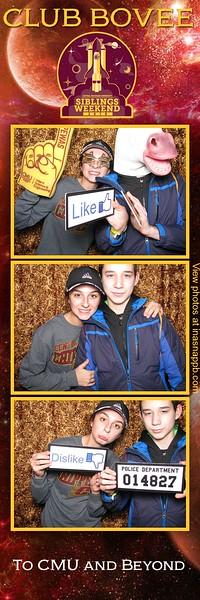 CMU Sibs Weekend Club Bovee