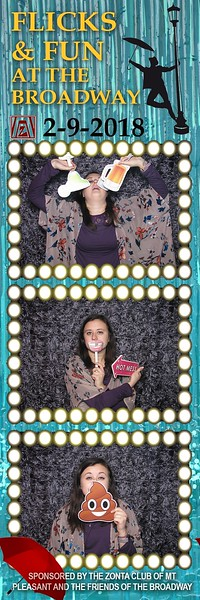 Flicks & Fun at the Broadway - Zonta Club