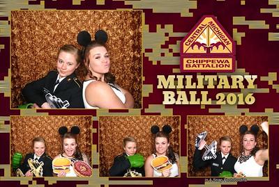 CMU Military Ball 2016