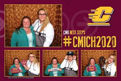 CMU Next Steps 2016 - Saginaw