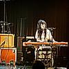Elizabeth Ziman in concert at Workplay Theater, Birmingham, AL
