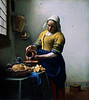 girl w pitcher vermeer
