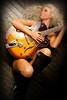 blonde w guitar