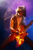 Rock Guitarist --- Image by © Royalty-Free/Corbis