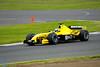 race car yellow