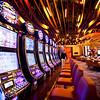 Jackpot machines are seen at Resorts World Sentosa in Singapore Sunday, Feb. 14, 2010. Resorts World Sentosa, built by Malaysia's Genting Bhd for US$4.7 billion, opened Singapore's first casino Sunday. (AP Photo/Joan Leong)
