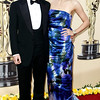 Maggie Gyllenhaal and Peter Sarsgaard arrive during the 82nd Academy Awards Sunday,  March 7, 2010, in the Hollywood section of Los Angeles. (AP Photo/Matt Sayles)