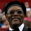 Actor Samuel L. Jackson arrives at the 82nd Academy Awards Sunday,  March 7, 2010, in the Hollywood section of Los Angeles. (AP Photo/Amy Sancetta)