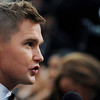 "Brian Geraghty from ""The Hurt Locker"" arrives at the 82nd Academy Awards Sunday,  March 7, 2010, in the Hollywood section of Los Angeles. (AP Photo/Chris Pizzello)"