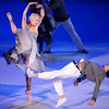Dancers perform during the introduction of nominees for best original score during the 82nd Academy Awards Sunday,  March 7, 2010, in the Hollywood section of Los Angeles. (AP Photo/Mark J. Terrill)