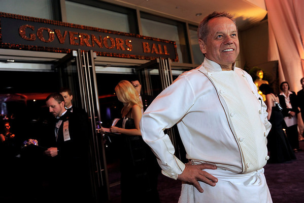 Wolfgang Puck attends the Governors Ball following the the 82nd Academy Awards Sunday,  March 7, 2010, in the Hollywood section of Los Angeles. (AP Photo/Chris Pizzello)