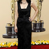 """Director Rebecca Cammisa of the documentary film, """"Which Way Home"""" arrives during the 82nd Academy Awards Sunday,  March 7, 2010, in the Hollywood section of Los Angeles. (AP Photo/Matt Sayles)"""