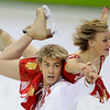 APTOPIX_Vancouver_Olymp(9).JPG Britain's Penny Coomes and Nicholas Buckland perform their original dance during the ice dance figure skating competition at the Vancouver 2010 Olympics in Vancouver, British Columbia, Sunday, Feb. 21, 2010. (AP Photo/David J. Phillip)