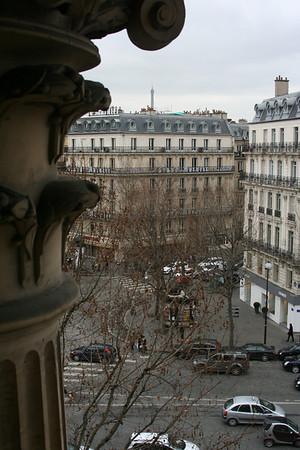 Paris & Pere Lachaise Feb 09
