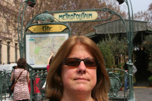 Paris with Lori - April 09