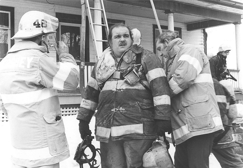 Richard B. Rudisill, 62, Hershey, PA, entered into eternal rest on August 28, 2013 following a brief yet courageous battle with cancer.<br /> <br /> Rick was a life member of the Hershey Volunteer Fire Company since 1968 and served as president of the company from 1976-88 and 1990-97. Since that time he continued to serve actively as a fire apparatus driver and trustee. Foremost, he was a friend and mentor to all in the firehouse family. His good will was not limited to his own fire company as Rick enjoyed spending time traveling the region and beyond greeting brother firefighters, trading stories and photographing their fire equipment. Rick always led by a quiet example that served as an inspiration to others. <br /> <br /> The pages of FIREWAGONPHOTO are dedicated in my father's memory.<br /> <br /> - PRR -