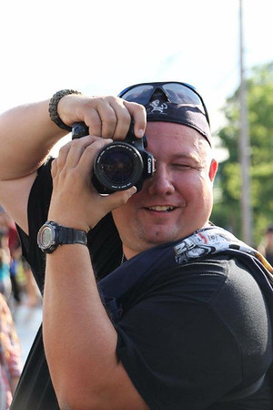 Michael T Shaffer, Photographer & Brother