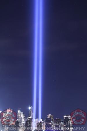 WTC Light Towers