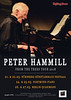 Large Poster for Peter Hammill dates in Germany 2018