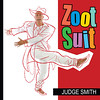 "The cover of the ""Zoot Suit"" LP and CD by Judge Smith.  A great session this, Judge's plan, which worked brilliantly I think, was for me to photograph him in a studio in white clothes on a white background (much to the consternation of the studio staff!).  Afterwards an excellent illustrator Geo Parkin  ( <a href=""http://www.geoparkin.com"">http://www.geoparkin.com</a>) added the drawings of clothes and other relevant items in fourteen different pictures (one per song) for the cover.  See and hear more at  <a href=""http://www.judge-smith.com/ZootSuit"">http://www.judge-smith.com/ZootSuit</a>"