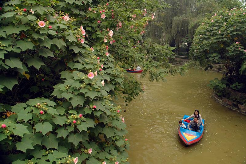 Chengdu,  Sichuan Province, 2009