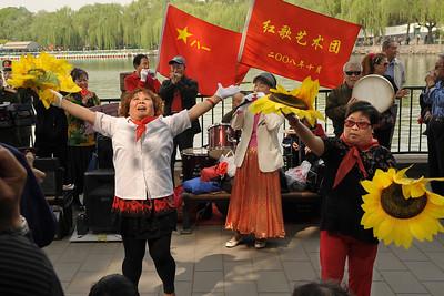 Beihai, Beijing, 2011