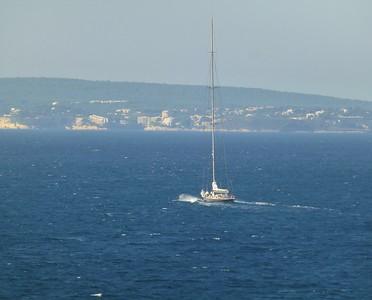 Sailing the Mediterranean - Limited Edition -12x16 Print $25