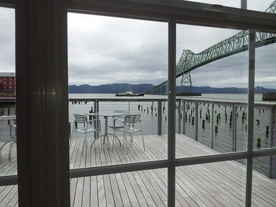 Astoria Megler From Within - Matted Print $30