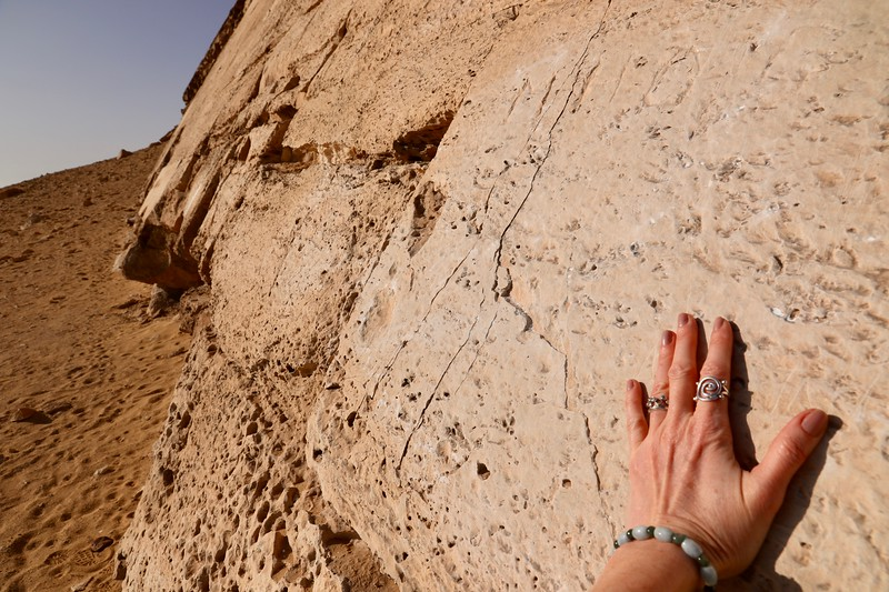 HAVE to touch the oldest pyramid in the world!!!!!! WOW!